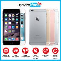 Apple iPhone 6S Plus 16GB  32GB  64GB  128GB Unlocked Sim Free Smartphone