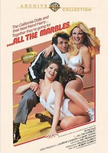 ALL THE MARBLES (1981 Peter Falk) -  Region Free DVD - Sealed