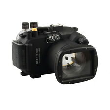 Meikon 40M 130ft Underwater Diving Housing Case Cover F Sony NEX7 Camera 18-55mm