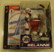McFarlane NHL Teemu Selanne CHASE TEAM VARIANT..Winnipeg Jets..SEALED..