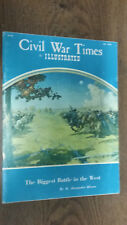 Civil War Times Illustrated  magazine July 1966 see content page