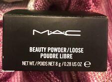 MAC~Beauty Powder Loose~Natural Flare~0.28 oz~NIB~Authentic~Free Ship!