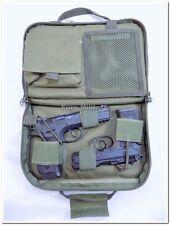 Tactical Professional Padded Pistol Case ALL CZ 75 Handguns - Universal CZ Case