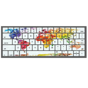 Soft Silicone Keyboard Cover Skin For Apple Macbook Air Pro 11 13 15 / Touch Bar