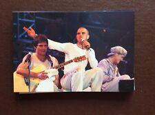 da7  postcard official take that fan club card a1030
