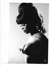 C3410/ Princess Pascalina nackt Erotik  Foto 24 x 18 cm ca. 1970