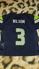 Seattle Seahawks 12 Months Russell Wilson Jersey