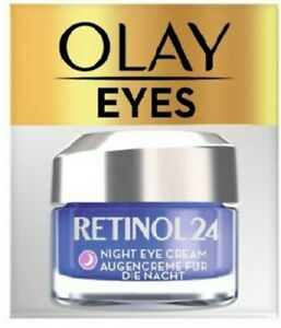 OLAY EYES RETINOL 24 NIGHT EYE CREAM 15 ml B/NEW SEALED