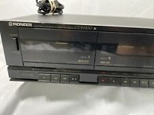 Pioneer Ct-W300 Stereo Double Cassette Deck Dual Tape Player Cassette Recorder