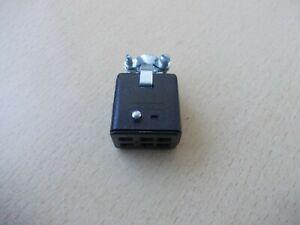 Cinch S-306-CCT Jones 6 Pin Socket With Top Entry Hood