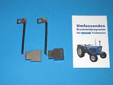 Kohlebürsten Kohlen Lichtmaschine Ford Traktor Schlepper 4500 3055 5000 LUCAS
