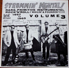 V/A - Strummin' Mental ! Vol 3 1957 to 1965 - LP Vinyl US SURF GARAGE
