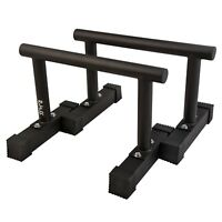 RAMASS Fitness Parallettes, Crossfit, Gymnastics, Calisthenics, Bodyweight