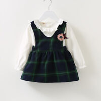 Newborn Baby Girls Clothes Dress Kids Toddler Infant Girl Party Clothing Dresses