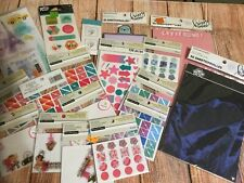 Recollections stickers Krissy Anne planner accessories washi paper huge lot  New