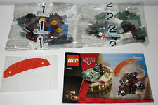 LEGO Disney Cars Agent Mater's Escape 9483 with Instructions no box