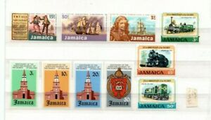 A very nice Mint/unused Jamaican 1960's & 1970's group