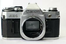 Canon AE1 35mm SLR camera body, AE-1, Usable condition