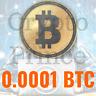 Bitcoin(BTC) Mining Contract 1 Hour Get 0.0001 BTC Guaranteed