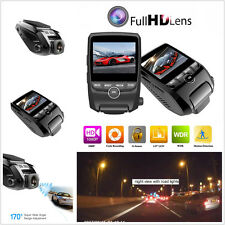 Car SUV Mini Hidden Full HD Lens Video Recorder DVR Camera Dash Cam Night Vision