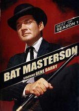 Bat Masterson: Best of Season 1 (DVD, 2-Disc Set) Gene Barry  [BRAND NEW SEALED]