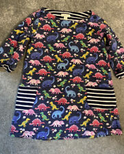 3-4 Years Girls Dress JoJo Maman Bebe Dinosaurs