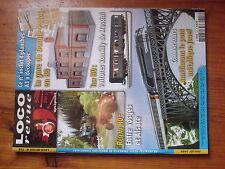 $$5 Loco-Revue N°708 Gare Dozule-Putot  Voitures Romilly  Vosges-Alsace  Pont