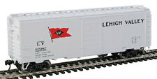 NEW WALTHERS MAINLINE RTR HO LV LEHIGH VALLEY 40' PS-1 BOXCAR - 62082