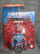He-Man Masters of the Universe ~ Eternia Minis ~ STRATOS ~ MOSC MOTU