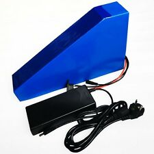 48v 20ah triangle battery 2600mah Ebike lithium battery fit for 1200w1500w motor