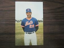 1986 Tcma New York Mets Bill Robinson Postcard