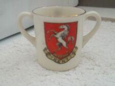Unboxed British Mug Goss Porcelain & China
