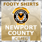 NEWPORT COUNTY FOOTBALL SHIRTS 2010-2020 CHOOSE FROM LIST WALES SOCCER AMBER