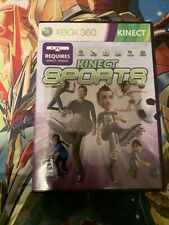Kinect Sports (Microsoft Xbox 360, 2010) Complete Tested & Works