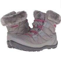 13340580d5adee Columbia Youth Minx Shorty Omni-heat Size 7y Fits Womans 8 - 8.5 Gray 39