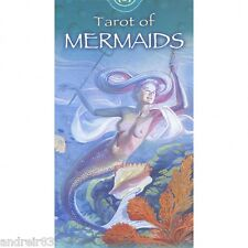 Tarot Cards of Mermaids 78 cards + instruction Mini Taro TC38