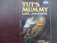 TUT'S MUMMY LOST and FOUND by Judy Donnelly PB