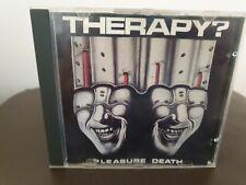 THERAPY? - Pleasure Death  CD Andy Cairns/Fyfe Ewing/Michael McKeegan