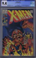 X-Men # 51 Marvel 1968 CGC 9.4 (NEAR MINT ) 1st app Erik the Red