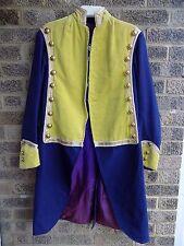 handmade vintage military jacket Beatles Sgt Pepper jacket military band jacket
