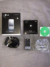 LG  Shine KE970 - Schwarz (T-Mobile) Handy