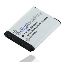 Batería, accu, batería, Battery para Nikon Coolpix s32/s2500/s2600/s2700