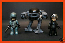 MEZCO MEZ IT 3 MINI FIGURINE ROBOCOP MOVIE ACTION ITZ NEW NEUF