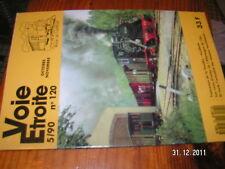 Voie Etroite n°120 Tramway Vendée Garde voies Lys & Aa