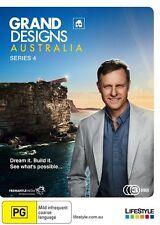 Grand Designs Australia Series SEASON 4 : NEW DVD