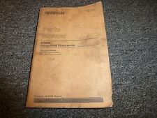 Caterpillar Cat It28B Integrated Toolcarrier w/ 3204 Engine Parts Catalog Manual