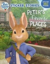 Peter's Favorite Places by Frederick Warne and Company (Mixed media product, 2014)