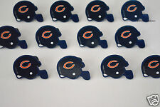 12 NFL Chicago Bears Football Cup Cake Rings Topper Kid Party Bag Favor Supply