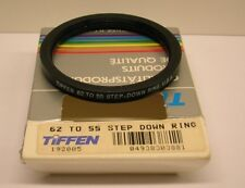 Tiffin Step Down Ring 62 to 55 with box