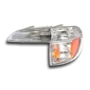 Fits 95-01 Ford Explorer Mercury Mountaineer Driver Left Signal Parking Light LH